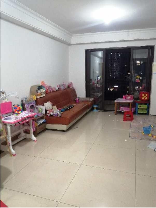 中海锦城国际(一期)室2厅1卫1阳台